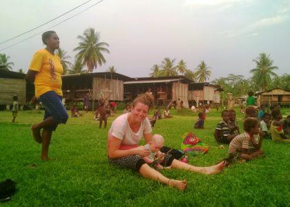 Kepere Ima, jungle life
