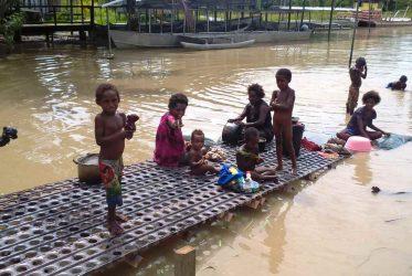 Nieuwe sanitaire voorzieningen Kapuna Hospital