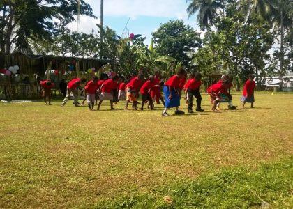 Alweer een jaar in Kapuna