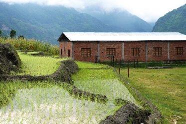 Afbouw hostelblok voor schoolkinderen in Nepal (VOLTOOID)
